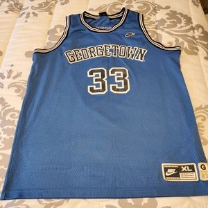 Nike Georgetown Ewing Jersey